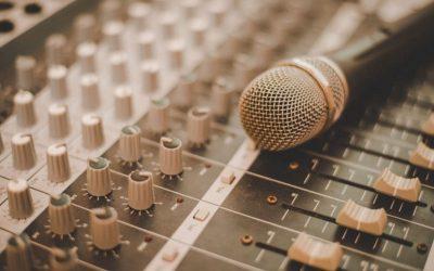 Tips para grabar en un estudio